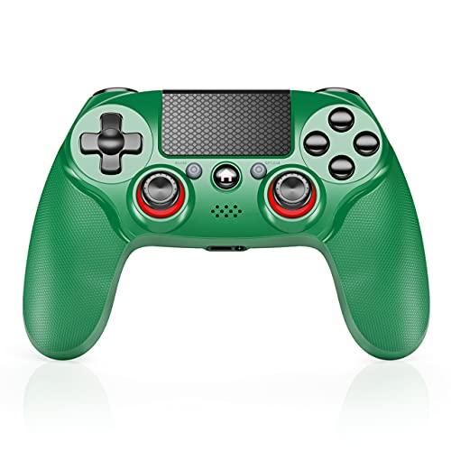 Controller per PS4 - Wireless Joystick Playstation 4, Controller di Gioco Senza Fili con Joypad del Dualshock per P4 Windows XP 7 8 8.110 Android iOS13.0