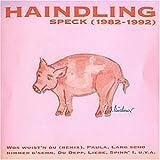 Songtexte von Haindling - Speck (1982–1992)