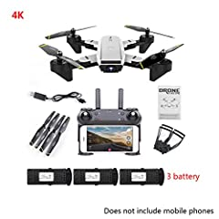 Phone direct control with transmission or transmitter control with smart phone. All phones Compatible,360 degree flips & rolls. One key 3D rolling special effects. Flip in 4-ways flip(left, right, forward, backward). Continuous roll for perfect actio...
