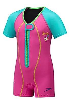 Speedo Unisex-Child UV Thermal Swimsuit Begin to Swim UPF 50