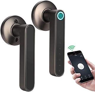 Smart Deursloten, Smart Biometrische Vingerafdruk Deurslot, Keyless Bluetooth Deurslot, Home Security Wachtwoord Deurslot ...