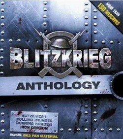 Blitzkrieg - Anthology CD-Rom Jewelcase - PC-Spiele