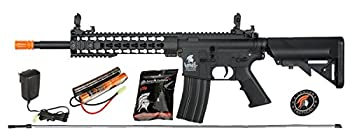 Lancer Tactical Gen 2 LT-19 Carbine 10  AEG Automatic Aerosoft Gun