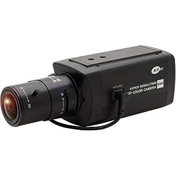 KPC-BSP6300NU KT&C 1/3  750TVL Indoor Day/Night Box Security Camera 12VDC/24VAC