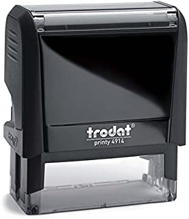 Custom TRODAT 4914 (Ideal 200) CUSTOM SELF-INKING ADDRESS STAMPS
