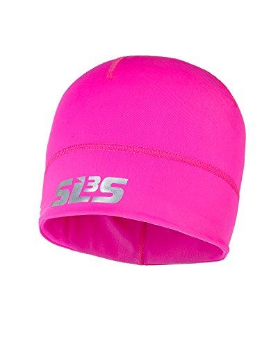 SLS3 Laufmütze Herren Damen | Running Beanie Cap | Funktionsmütze Winter | Mütze Laufen | Super Weiches Fleece | Kopfbedeckung