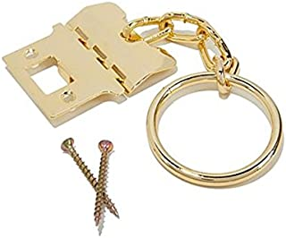 Strike Plate Lock Door Lock, Gold