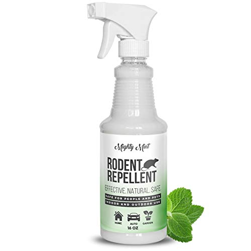 Price comparison product image Mighty Mint 16oz Peppermint Oil Rodent Repellent Spray