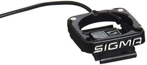 Sigma BC 8.12 Fahrradcomputer mit Radsensor, schwarz - 2