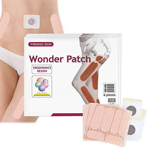 Slimming Patch, Fettverbrennung Aufkleber, Slimming Wonder Patch für Bauch Arme und Oberschenkel, Abnehmen Patch, Anti Cellulite & Fat Burning Quick Slimming Patch, 28 pcs