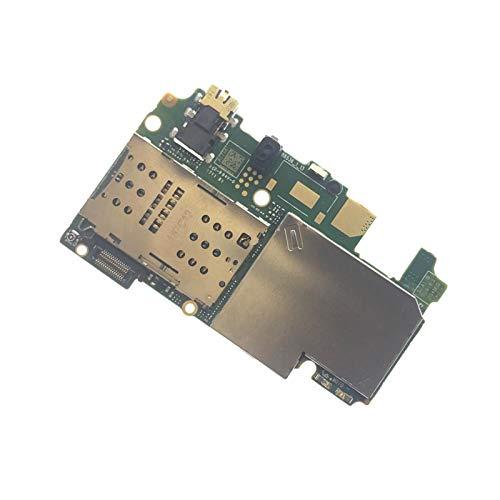 RKRCXH 100% Probado Abierto Original De Placa Base En Forma Fit For Xiaomi Hongmi Redmi 4X Placa Base 32 GB ROM Firmware A Global Soporte Multilenguaje Placa Base de Repuesto para teléfono móvil
