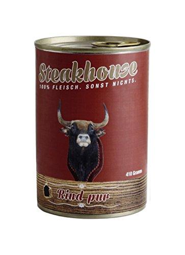 Fleischeslust Steakhouse Rind Pur, 1er Pack (1 x 820 g)