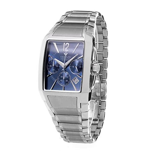 Reloj VICEROY 47407-35 Azul Hombre