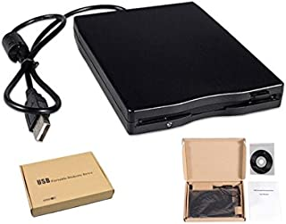 HaoYiShang 3,5 - Disquetera Externa USB 2.0 Portátil 1.44