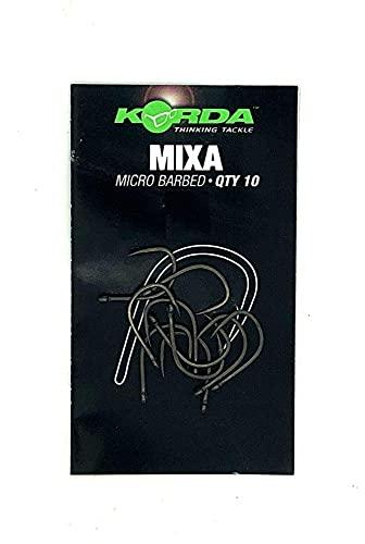 Korda Mixa Hooks Barbed Size 8