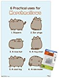 Pusheen - Marshmallow Wall Poster with Push Pins