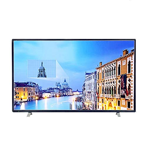 Smart TV TV de Pantalla a Prueba de explosiones de 32 Pulgadas TV 4K HD TV Red WiFi TV LCD de Pantalla Plana