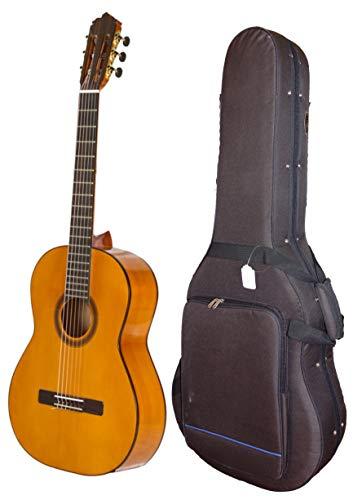 Guitarra Flamenca de ciprés miel, hecha a de Barcelona a España