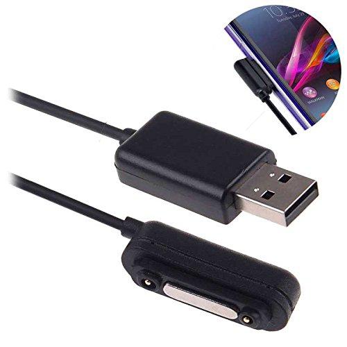 USB Cable Magnetico Cargador para Sony Xperia Z1 Z2 Z3 / Z3...