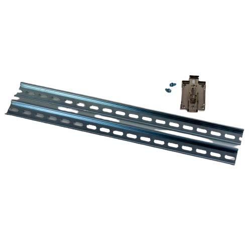 LF_FFa 1set DIN Rails Set With SSR Mount For VORON 2.4 3D Printer DIY Kit (Size : 350x350mm)
