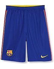 NIKE FC Barcelona Temporada 2020/21 - FCB Y Nk BRT Stad Short Hacd4558-455 - Pantalon Corto Niños