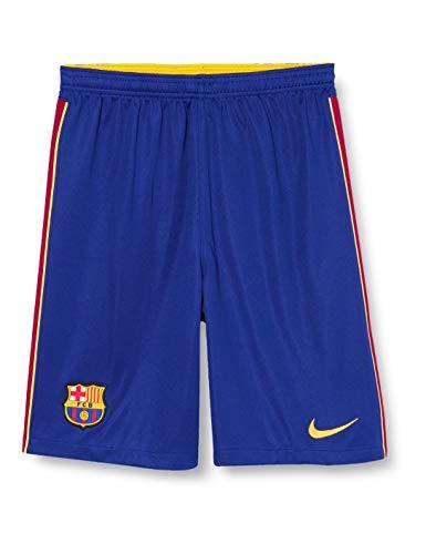 Nike Kinder FCB Y NK BRT STAD Short HA Sport, deep royal Blue/(Varsity Maize) (no Sponsor), L