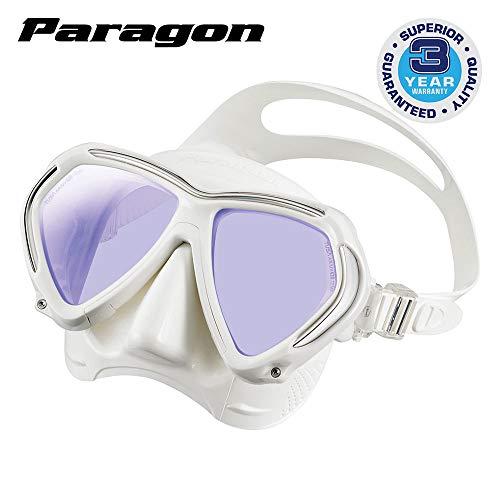 Tusa Paragon duiken masker pro UV filter correctieve lenzen compatibel