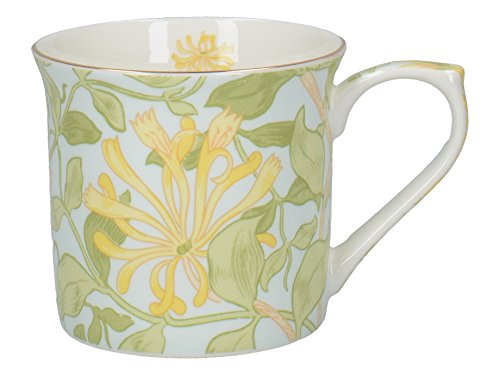 CREATIVE TOPS Palace Tasse aus feinem Porzellan in Geschenkbox, Honeysuckle