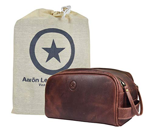 Up to 54% off on leather accessories by Aaron Leather Goods
