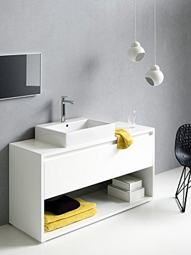 Hansgrohe – Einhebelarmatur, Waschtisch, ohne Ablaufgarnitur, ComfortZone 200, Chrom, Serie Metris - 2