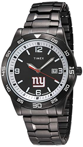 Timex Men's TWZFNYGMM NFL Acclaim New York Giants Watch
