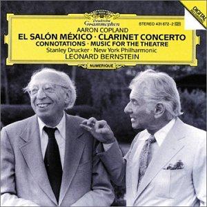 El Salon Mexico / Klarinettenkonzert