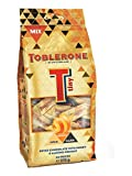 Toblerone Gingery Orange, Milk and Dark Miniatures 34 Pieces 272g Bag