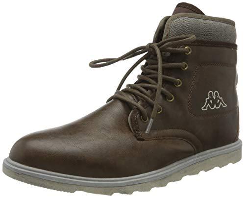 Kappa Męskie 241844-5043_46 buty zimowe, brązowe, UE