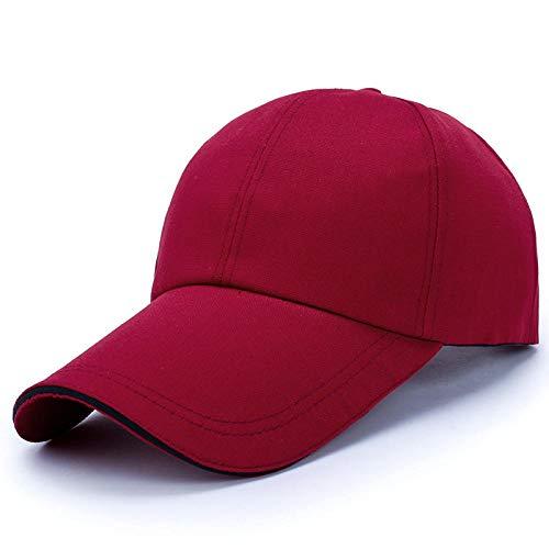 Xynhed baseballpet, borduurwerk, hoed, bloemen, cowboy-hoed, mode, baseballpet, rood