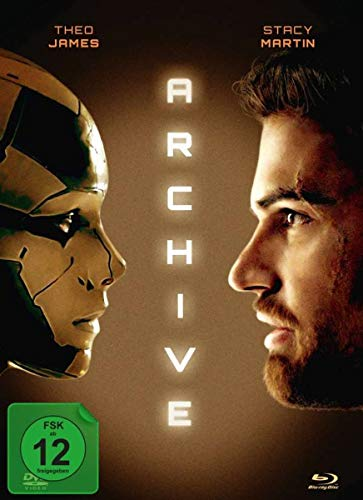 Archive - Mediabook - Limited Collector's Edition (+ DVD) [Blu-ray]