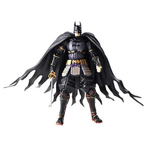 GSDGSD 17 cm Super héros Batman Figurine d'action Japonaise Ninja Batman PVC Figurine à Collectionner modèle Jouet
