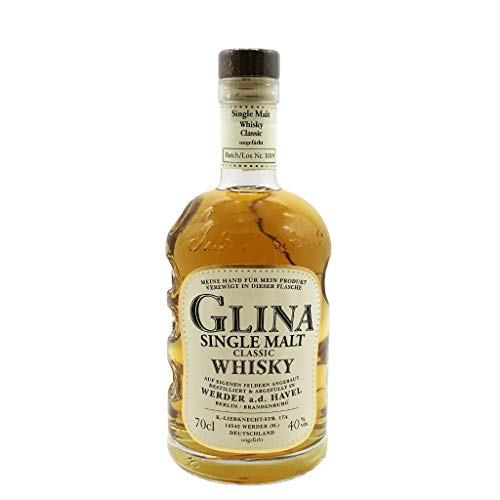 Glina Whisky Single Malt Classic 40% Vol. (1 x 0,7l)