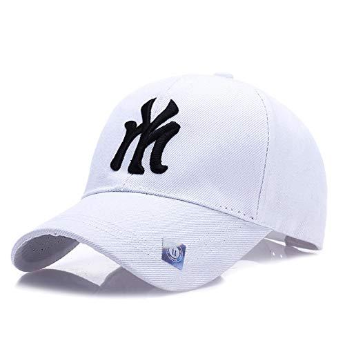 Xme Gorras de béisbol al Aire Libre para Hombres y Mujeres, Sombreros para el Sol en otoño e Invierno, Sombreros Casuales para Parejas