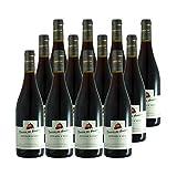 Moulin-à-Vent Rouge 2018 - Domaine des Gandelins - Vin AOC Rouge du Beaujolais - Cépage Gamay - Lot de 12x75cl
