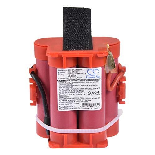 Li-Ionen-Ersatzbatterie für Gardena...