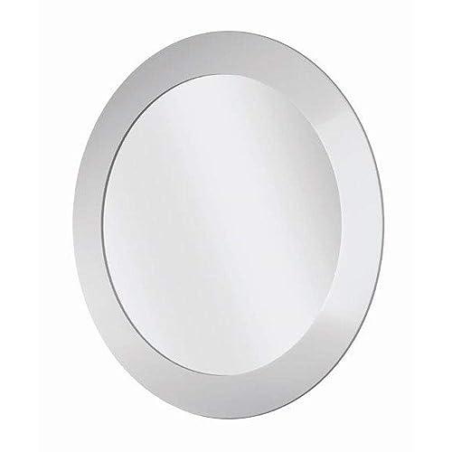 White Round Mirror: Amazon.co.uk