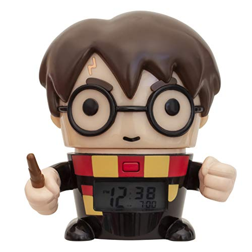 Bulb Botz Harry Potter Wecker schwarz