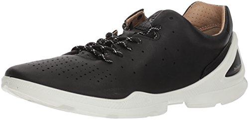 ECCO Damen Biom Street Sneaker, Schwarz (Black 1001), 41 EU