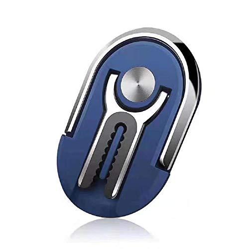 Hicucoo 3-in-1 universele houder voor het ophangen aan het ventilatierooster, houdt je smartphone met één vinger en kan worden gebruikt als tafelhouder