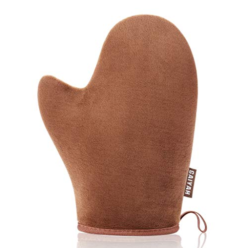 GAIYAH Self Tanning Mitt Tan Mitt - Double Sided Self...