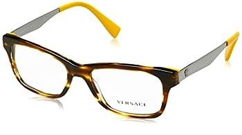Versace Men s VE3245 Eyeglasses 53mm