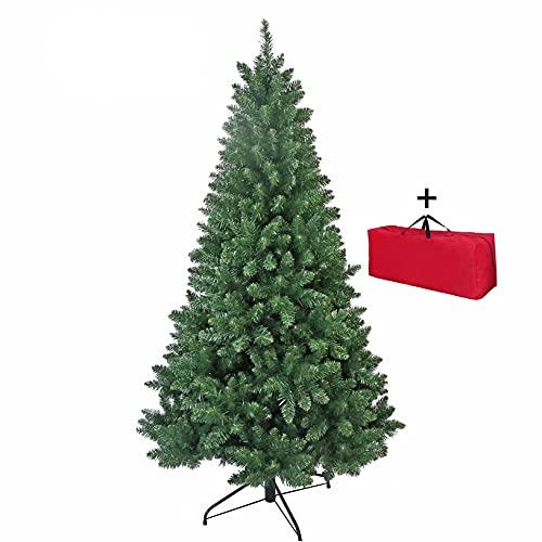 albero di natale 120 cm Brigros - Albero di Natale Artificiale Ago di pino folto