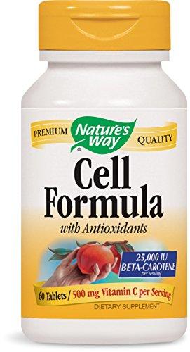 Cell Formula w/ Antioxidants formerly Antioxidant Formula 60 Tablets