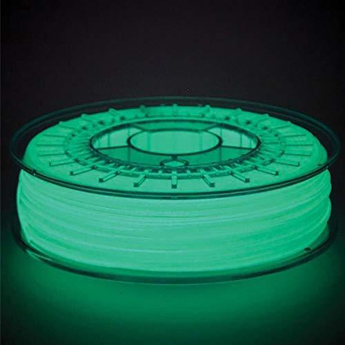 colorFabb glowFill 8719033555136 3D Print filament, GLOW IN THE DARK